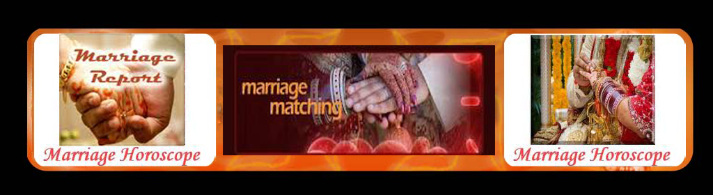 Marriage Astrology-Marriage Horoscope-Marriage Matching